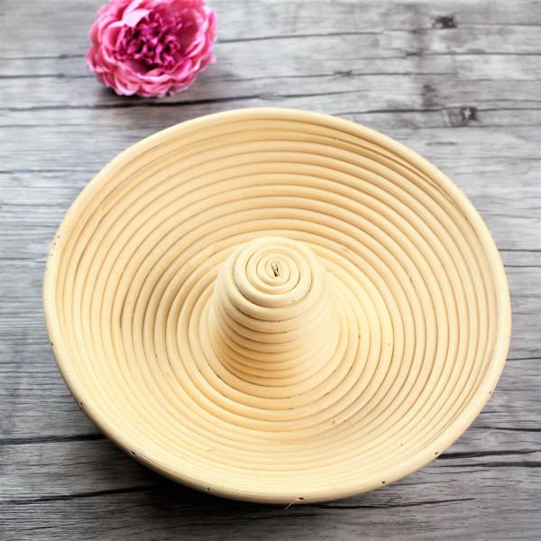 Gärkörbchen aus Peddingrohr │ Ring │ Ø 29 cm