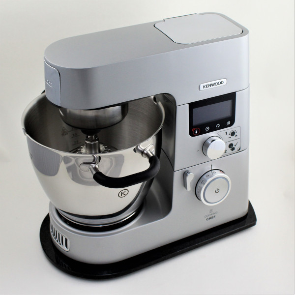 Multigleiter Nero Assoluto - für Kenwood Cooking Chef / Gourmet / Connect